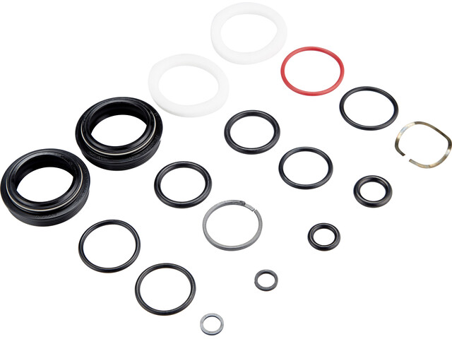 RockShox fjedergaffel Service Kit Reba A7 130-150mm sort